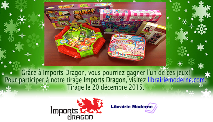 IMPORT DRAGON