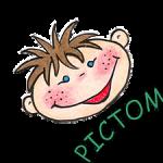 pictom logo